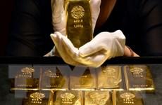 Giá vàng thế giới chấm dứt 3 tuần tăng liên tiếp do đồng USD mạnh lên