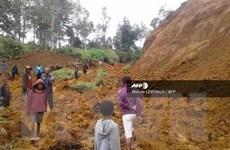 Trận động đất mạnh 6,1 độ làm rung chuyển Papua New Guinea