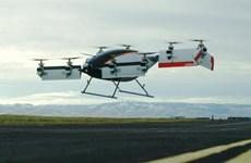 Taxi bay sẽ hiện hữu trong tương lai gần nhằm giảm ùn tắc giao thông
