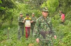 Bộ đội Biên phòng giải cứu thành công hai nạn nhân bị mua bán