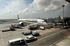 Singapore Airlines tạm ngừng khai thác hai máy bay Boeing 787-10 Dream