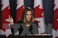 Canada muốn Mỹ dỡ bỏ thuế nhôm, thép trong tiến trình phê chuẩn NAFTA