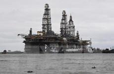 Giá dầu thế giới giảm nhưng vẫn gần mức cao nhất trong 5 tháng
