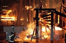Hàn Quốc họp khẩn về các biện pháp tổng lực chống cháy rừng