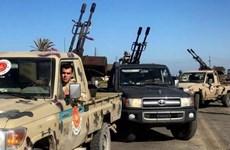 Lực lượng đối lập tại Libya không kích khu vực ngoại ô thủ đô Tripoli