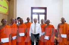 Đảng, Nhà nước luôn dành sự quan tâm đặc biệt với đồng bào Khmer