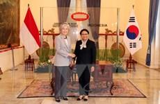 Hàn Quốc-Indonesia nhất trí tăng cường quan hệ song phương