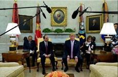 Mỹ-Ai Cập thảo luận về tình hình Trung Đông và các vấn đề về nước