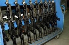 Đức phê chuẩn vận chuyển vũ khí sang cả Saudi Arabia