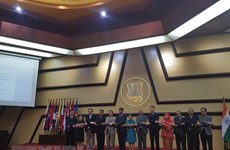 Ấn Độ và ASEAN tăng cường hợp tác hàng hải, thúc đẩy kết nối