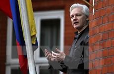 Các nghị sỹ Anh kêu gọi ưu tiên dẫn độ ông Assange về Thụy Điển