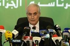 Chủ tịch Hội đồng Hiến pháp Algeria Tayib Belaiz từ chức