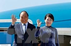 Hình ảnh Thủ tướng Nguyễn Xuân Phúc thăm chính thức Cộng hòa Séc