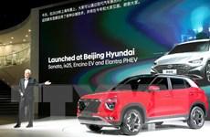 Trình làng nhiều mẫu xe mới tại Triển lãm Ôtô quốc tế Thượng Hải 2019