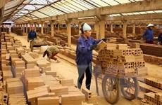 Thị trường vật liệu xây dựng đáp ứng nhu cầu nội địa