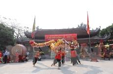 """Lễ hội đền Đồng Cổ tưởng nhớ vị thần có công """"Hộ dân bảo quốc"""""""