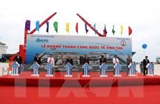 Bình Thuận: Đưa Cảng Quốc tế Vĩnh Tân đi vào hoạt động