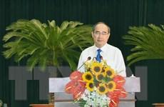 """TP. Hồ Chí Minh: 10 năm cuộc vận động """"Người Việt dùng hàng Việt"""""""