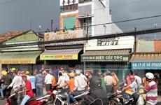 Tiền Giang: Tóm gọn đối tượng cướp tài sản tại tiệm vàng Kim Sơn