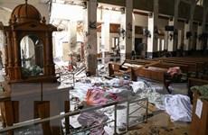Có ít nhất 2 vụ đánh bom liều chết trong các vụ nổ tại Sri Lanka