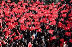 Thổ Nhĩ Kỳ bắt giữ 6 người sau vụ tấn công nhằm vào lãnh đạo đối lập