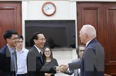 Tỉnh Brabant Walloon tìm cơ hội hợp tác tại Thành phố Hồ Chí Minh