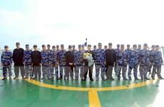 Cảnh sát biển Việt-Trung bắt đầu kiểm tra liên hợp nghề cá Vịnh Bắc Bộ