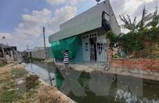 Tháng Năm tới sẽ nạo vét hệ thống thoát nước tại Long Điền