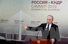 Ông Putin tuyên bố sẵn sàng khôi phục quan hệ toàn diện với Ukraine