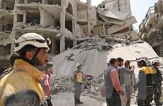 Đoàn đàm phán Nga-Iran-Thổ Nhĩ Kỳ tới Kazakhstan dự hòa đàm Syria