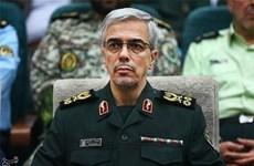 Iran cảnh báo đóng cửa eo biển Hormuz nếu căng thẳng gia tăng