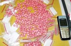 Bắt giữ 2 đối tượng vận chuyển, mua bán gần 4kg ma túy đá