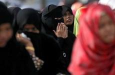 Sri Lanka cấm che mặt nơi công cộng sau các vụ nổ bom kinh hoàng