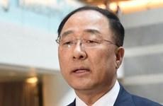 Hàn Quốc vực dậy nền kinh tế sau kết quả tăng trưởng âm trong quý 1