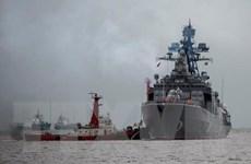 Nga và Trung Quốc tập trận chung trên biển mang tên Joint Sea-2019