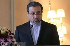 Iran kêu gọi EU có hành động cụ thể nhằm duy trì thỏa thuận hạt nhân