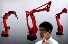 Hoạt động chế tạo tại Trung Quốc giảm tốc trong tháng Tư