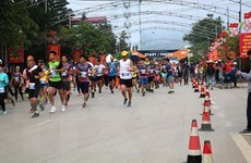Hà Giang: Hơn 1.000 vận động viên tham gia Giải Marathon Quốc tế