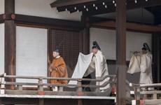 Nhật hoàng Akihito chính thức thoái vị nhường ngôi cho Hoàng Thái tử