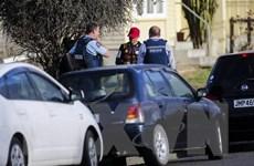 Cảnh sát New Zealand phong tỏa địa điểm ở Christchurch vì nghi có bom