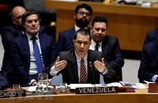 Venezuela yêu cầu Mỹ bảo đảm an toàn cho Đại sứ quán tại Washington