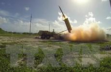 Triều Tiên chỉ trích Mỹ diễn tập quân sự liên quan THAAD ở Hàn Quốc