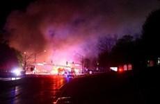 Nổ nhà máy hóa chất tại Mỹ, nhiều người bị thương và mất tích