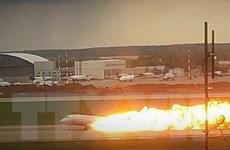 Nga khởi tố hình sự vụ tai nạn máy bay Sukhoi Superjet 100