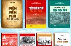 """Xuất bản bộ sách """"65 năm chiến thắng Điện Biên Phủ-Mốc vàng chói lọi"""""""