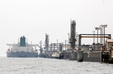 Giá dầu Brent Biển Bắc giao kỳ hạn tại thị trường châu Á giảm 0,2%