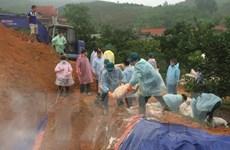Yên Bái tiêu hủy hơn 200 con lợn nhiễm bệnh tả lợn châu Phi
