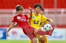 Tạo sân chơi mới, tăng cơ hội cọ xát cho các cầu thủ nữ Việt Nam