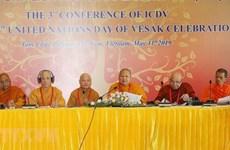 Ủy ban Tổ chức Vesak họp phiên cuối, rà soát toàn bộ Đại lễ Phật đản