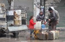 Syria: Nhiều tổ chức viện trợ phải ngừng hoạt động do bạo lực gia tăng